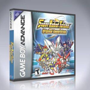 GameBoy Advance - Super Robot Taisen: Original Generation