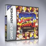 GameBoy Advance - Super Street Fighter II: Turbo Revival