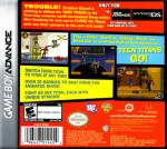 GBA - Teen Titans (back)
