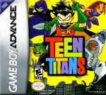 GBA - Teen Titans (front)