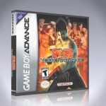 GameBoy Advance - Tekken Advance
