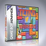 GameBoy Advance - Tetris Worlds
