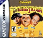 GBA - The Three Stooges (front)