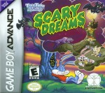GBA - Tiny Toon Adventures: Scary Dreams (front)