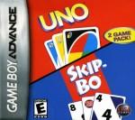GBA - UNO Skip-Bo (front)