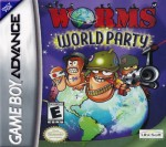 GBA - Worms Wold Party (front)