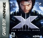 GBA - X-Men 3: The Official Game (front)
