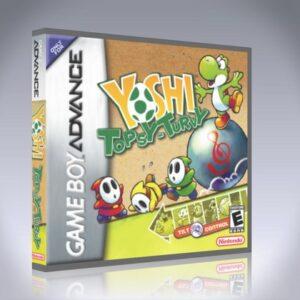 GameBoy Advance - Yoshi Topsy-Turvy