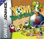 GBA - Yoshi Topsy-Turvy (front)