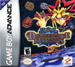 GameBoy Advance - Yu-Gi-Oh!: Dungeondice Monsters (front)