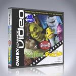 GameBoy Advance Video - Shrek & Shark Tale