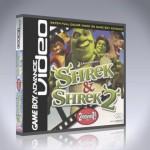 GameBoy Advance - Shrek & Shrek 2