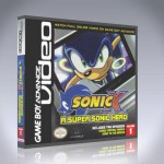 GameBoy Advance Video - Sonic X