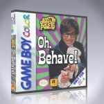 GameBoy Color - Austin Powers: Oh, Behave!!