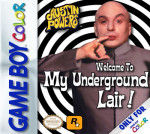 GameBoy Color - Austin Powers: Welcome to My Underground Lair! (front)