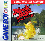 GameBoy Color - Black Bass Lure Fishing (front)