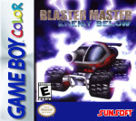GameBoy Color - Blaster Master: Enemy Below (front)