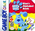 GameBoy Color - Blue's Clues: Blue's Alphabet Book (front)