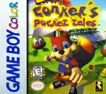 GameBoy Color - Conker's Pocket Tales (front)