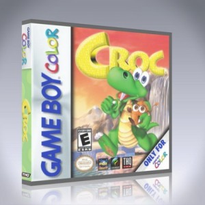 GameBoy Color - Croc