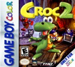 GameBoy Color - Croc 2 (front)