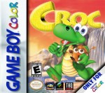 GameBoy Color - Croc (front)