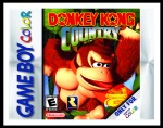 GameBoy Color - Donkey Kong Country Poster