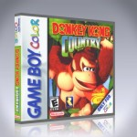 GameBoy Color - Donkey Kong Country