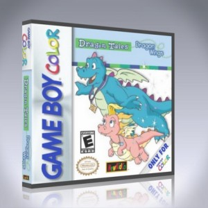 GameBoy Color - Dragon Tales Dragon Wings