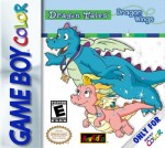 GameBoy Color - Dragon Tales Dragon Wings (front)