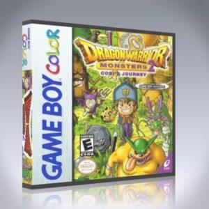 GameBoy Color - Dragon Warrior Monsters 2: Cobi's Journey