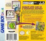 GameBoy Color - Dragon Warrior Monsters 2: Cobi's Journey (back)