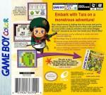 Dragon Warrior Monsters 2: Tara's Adventure (back)