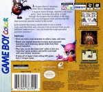 GameBoy Color - Dragon Warrior Monsters (back)