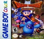 GameBoy Color - Dragon Warrior Monsters (front)