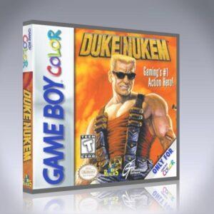 GameBoy Color - Duke Nukem