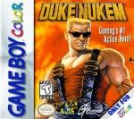 GameBoy Color - Duke Nukem (front)