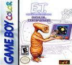 GameBoy Color - E.T. Digital Companion (front)