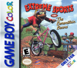 GameBoy Color - Extreme Sports with The Berenstain Bears (front)