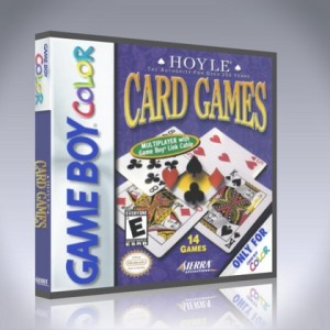 GameBoy Color - Hoyle Card Games