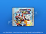 GameBoy Color - Mega Man Xtreme 2 Label