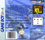 GameBoy Color - Metal Walker (back)