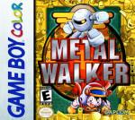GameBoy Color - Metal Walker (front)
