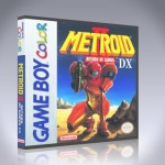 GameBoy Color - Metroid II: Return of Samus DX