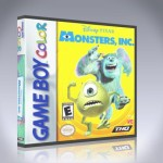 GameBoy Color - Monsters, Inc.