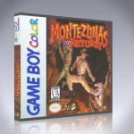 GameBoy Color - Montezuma's Return