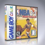 GameBoy Color - NBA 3 on 3 Featuring Kobe Bryant