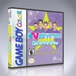GameBoy Color - NSYNC Get to the Show