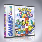 GameBoy Color - Pokemon Puzzle Challenge