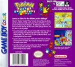GameBoy Color - Pokemon Puzzle Challenge (back)